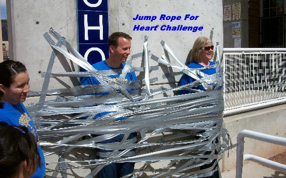 Jump Rope for Heart Challenge